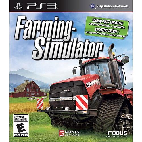 Farming Simulator (Playstation 3) by GIANTS Software GmbH