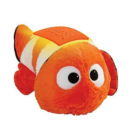 Pillow Pets Disney Finding Dory Nemo Dream Lites Stuffed Animal Night Light