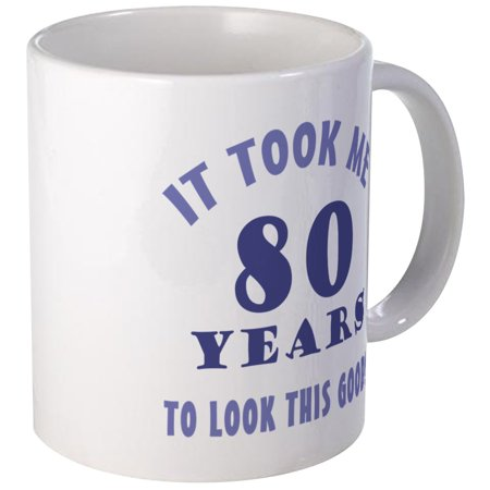 - CafePress - Hilarious 80Th Birthday Gag Gifts Mug - Unique Coffee Mug, Coffee Cup CafePress