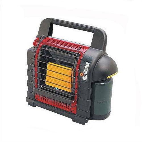 Mr. Heater Buddy Heaters 9,000 BTU Portable Propane Radiant Compact Heater