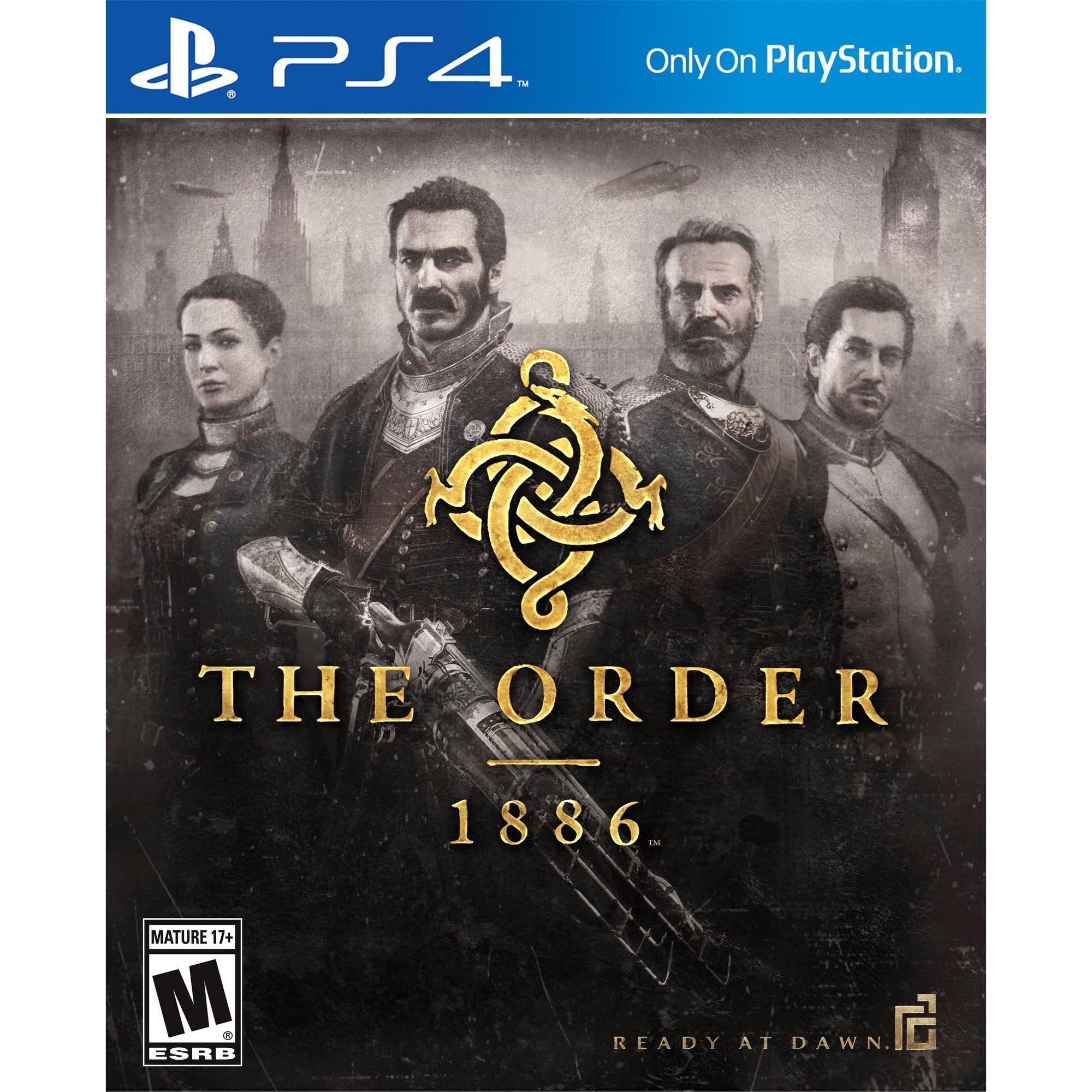 The Order: 1886 (PS4) - Pre-Owned
