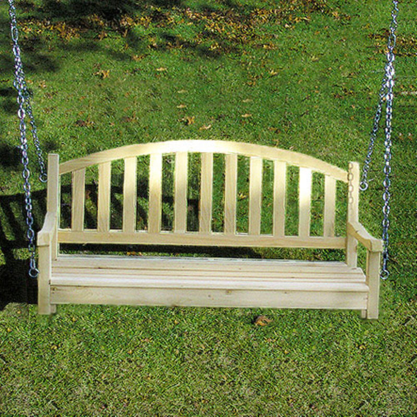 Tidewater Workshop American Landscape Porch Swing