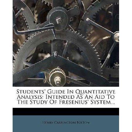 Students' Guide in Quantitative Analysis - image 1 de 1
