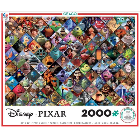 Ceaco Disney Pixar: Clips Puzzle 2000pc