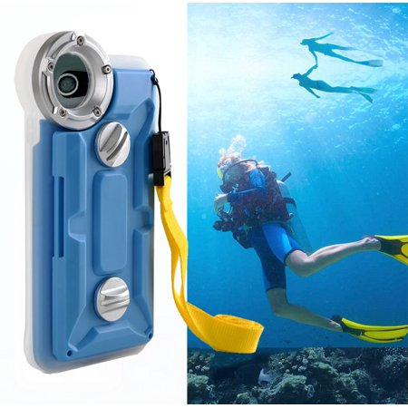 - 2017 Underwater Diving Waterproof Shockproof Case Cover For iPhone 6 6s 7 7 Plus