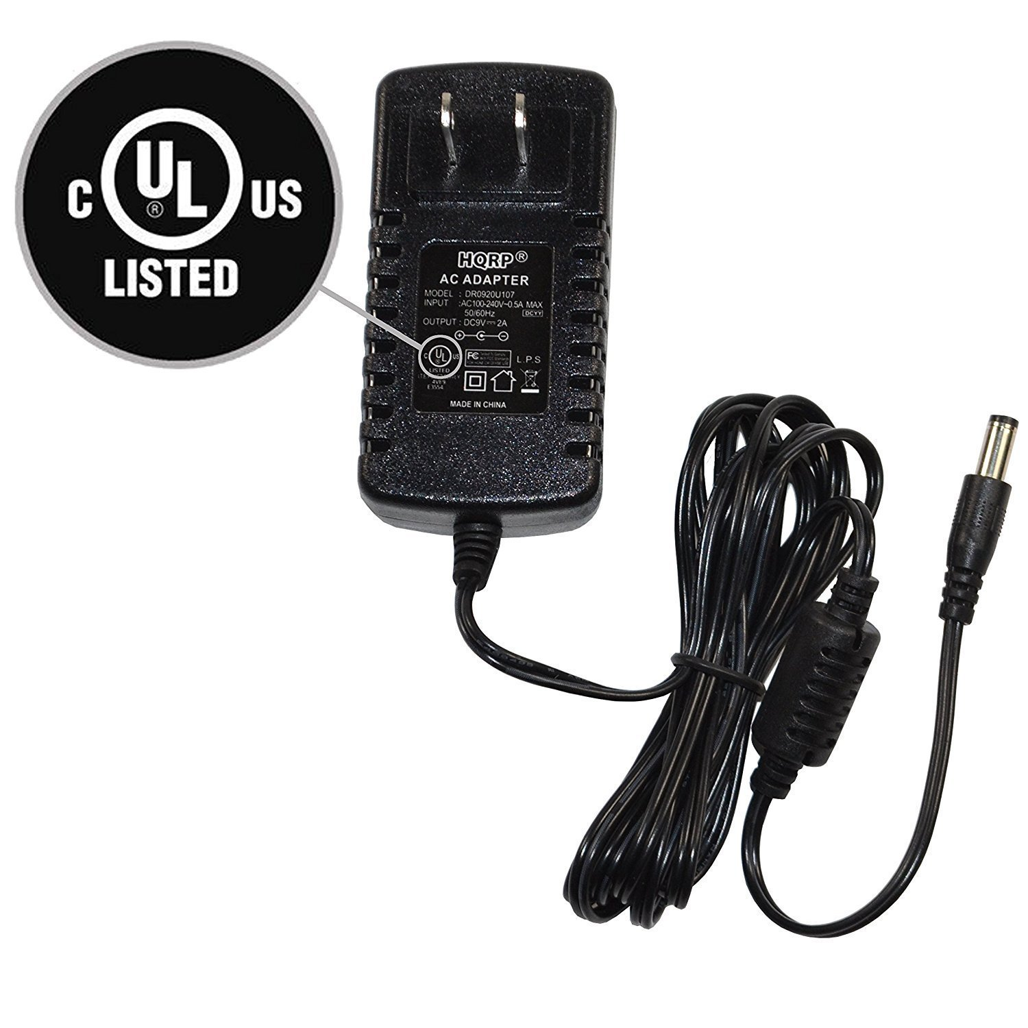 AC Adapter Charger For Dymo Rhino 3000 4200 5000 5200 6000 6500 Power Cord Mains