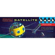 Project Vanguard Satelite Early Space Race Plastic Model Kit from HAWK