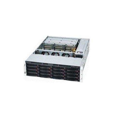 Super Micro Superchassis Sc732d4-903b System Cabinet - Mi...