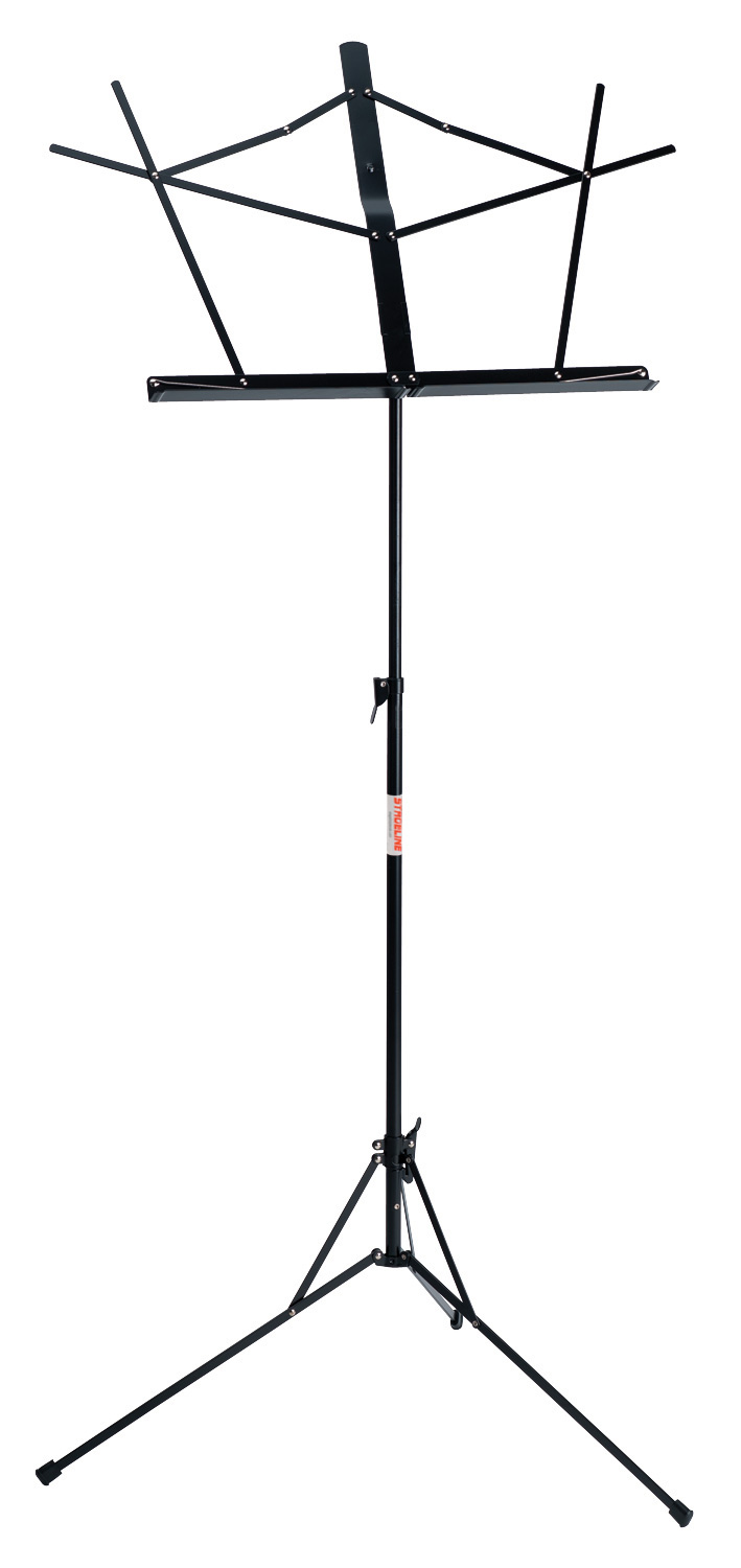 Stageline Ms1050Bk Music Stand by Stageline