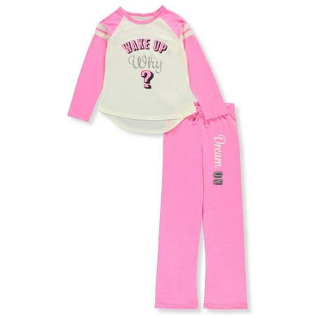 Girls Pajamas Size 7 (Delia's Big Girls'