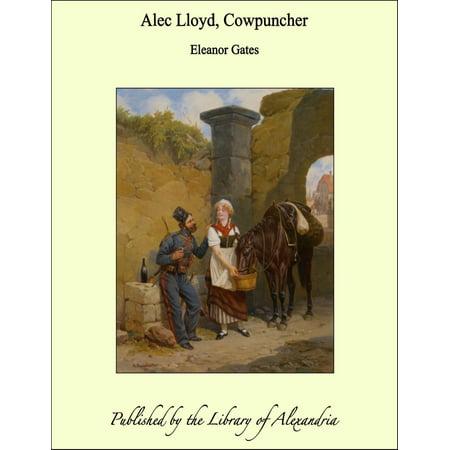 Alec Lloyd, Cowpuncher -