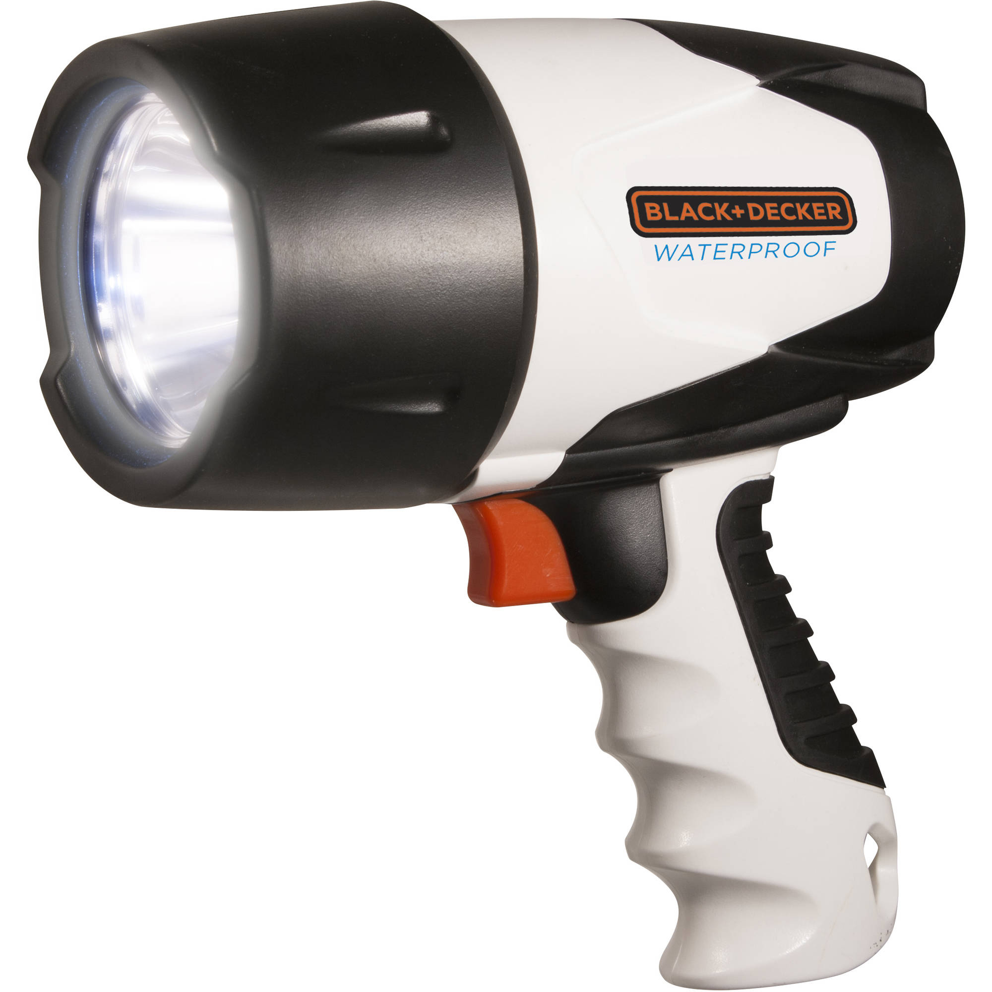 Black & Decker 3 watt Waterproof Spotlight