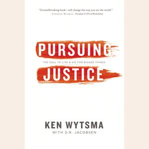 Pursuing Justice - Audiobook