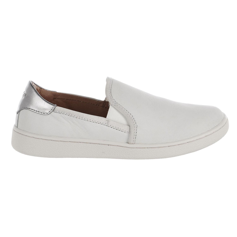 UGG - UGG Australia CAS Slip-On - White