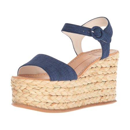c71bdb0b28e Dolce Vita Women's Dane Wedge Sandal