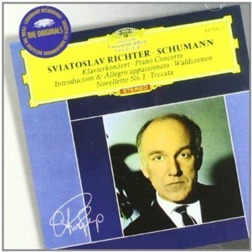 Schumann / Richter: Piano Concerto