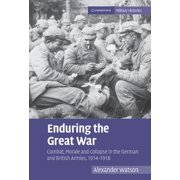 Enduring the Great War - eBook