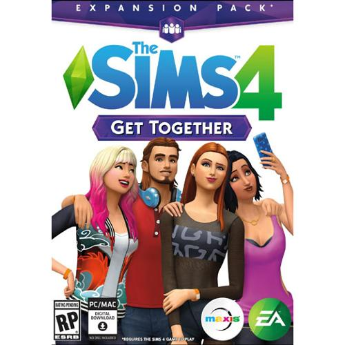 Sims 4 Get Together (Electronic Arts)