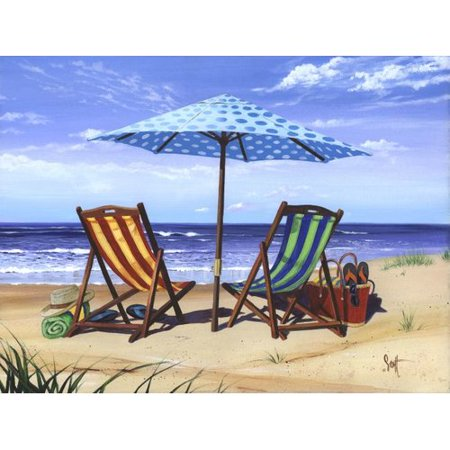 Printfinders 'Made in the Shade' by Scott Westmoreland Graphic Art on Canvas