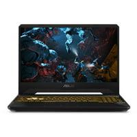 "ASUS TUF Gaming TUF505DU-EB74 Gaming and Entertainment Laptop (AMD Ryzen 7 3750H 4-Core, 16GB RAM, 512GB SATA SSD, 15.6"" Full HD (1920x1080), NVIDIA GTX 1660 Ti, Wifi, Bluetooth, Webcam, Win 10 Home)"