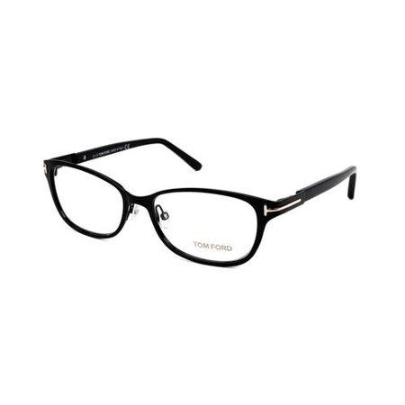 7661e5fd28 Tom Ford Womens Eyeglasses FT5282-005 Metal Black Full Rim Frames -  Walmart.com