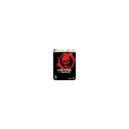 Gears of War Limited Collector's Edition - Xbox 360 - DVD - -