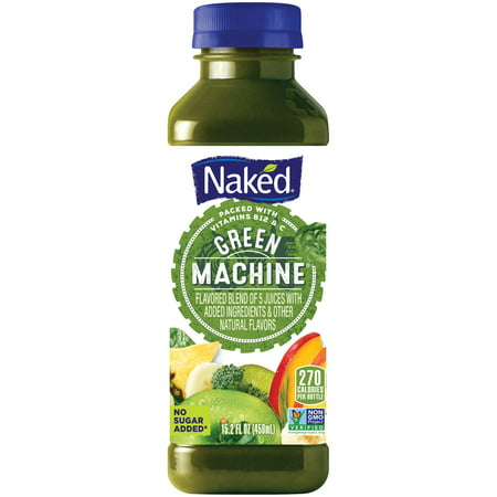 UPC 082592720641 - Naked Green Machine Boosted Juice