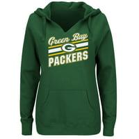 new styles fc088 51fb9 Green Bay Packers Sweatshirts - Walmart.com
