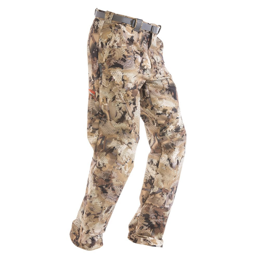 SITKA Gear Men's Grinder Pants, Optifade Waterfowl, 36R -...