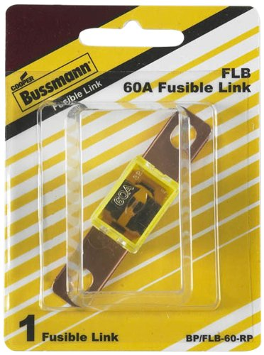 16 Assorted Fusible Link Bussmann No.45 Fusible Link Kit