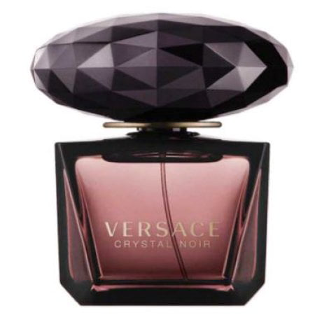Anna Sui Mini Perfume (Versace Crystal Noir Mini Eau de Toilette Perfume for Women .17 oz )
