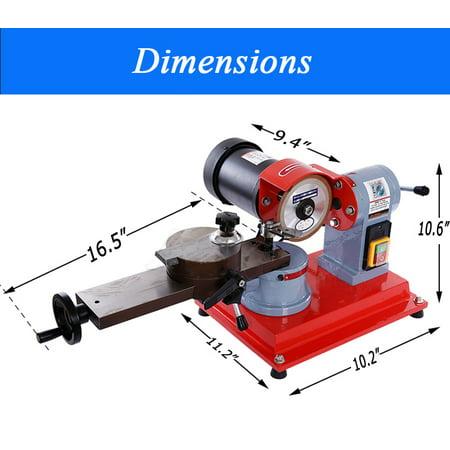 Circular Saw Blade Grinder Sharpener Mill Grinding Sharpening Machine