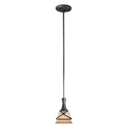 - Minka Lavery Aspen 1 Light Mini Pendant Light
