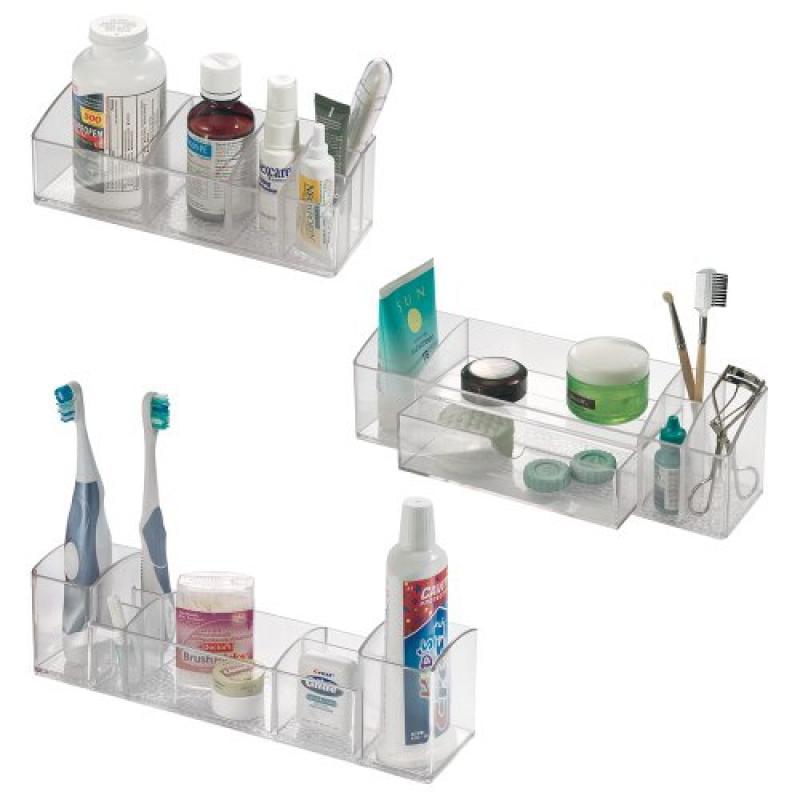 InterDesign Med+ - Makeup and Medicine Cabinet Organizer ...