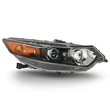 HID Type Headlight For 2009-2012 2013 2014 Acura TSX Sedan Right Passenger Side