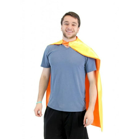 Reversible Adult Superhero Costume Cape - Adult Superhero Capes