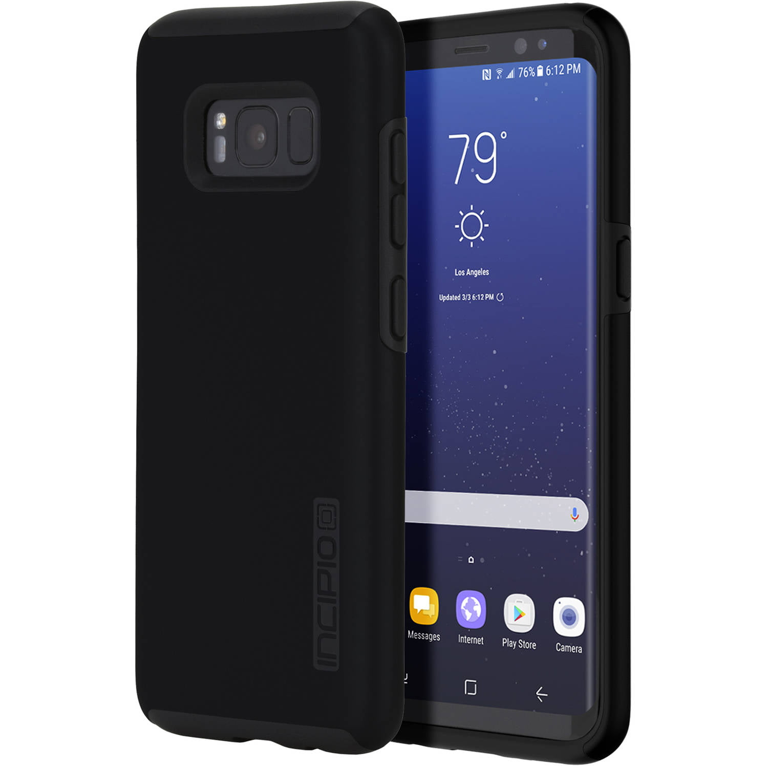Incipio DualPro Case for Samsung Galaxy S8