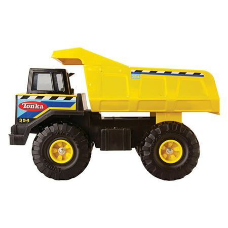 (Tonka Classic Mighty Dump Truck)