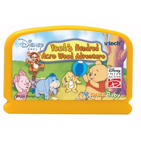 V.Smile Baby Smartridge: Winnie the Pooh Hundred Acre Wood Adventure