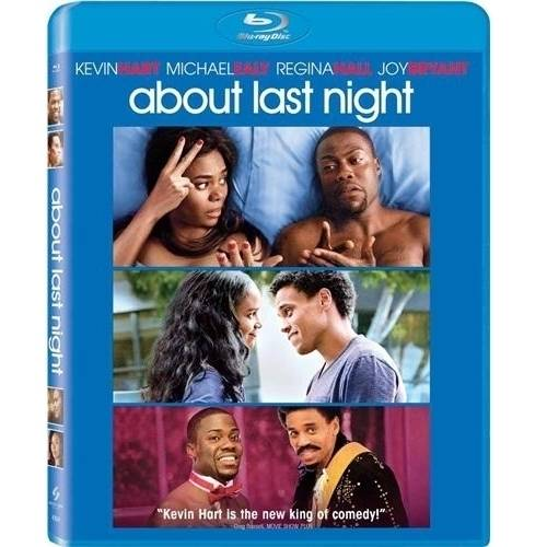 About Last Night (2014) (Blu-ray + Digital HD) (With INSTAWATCH) (Anamorphic Widescreen)