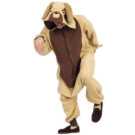 Devin The Dog Adult Costume (Adult Dog Costume)