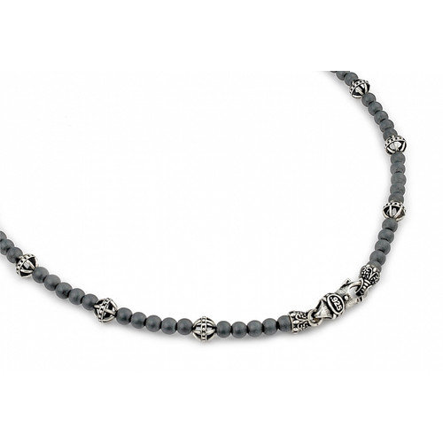 Plutus Partners Twisted Blade Necklace