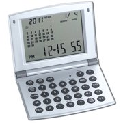 Natico Alarm Clock and Calculator