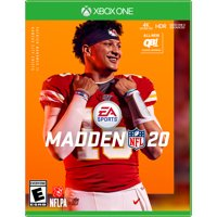 Madden NFL 20, Electronic Arts, Xbox One, 014633738391