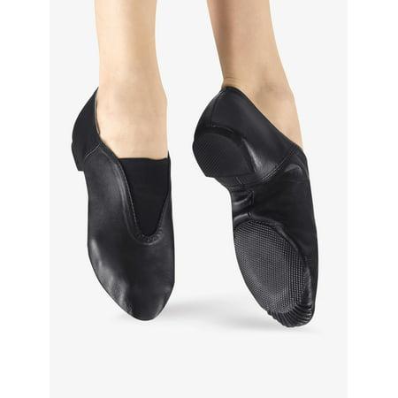 Girls Gore Top Jazz Shoes ()