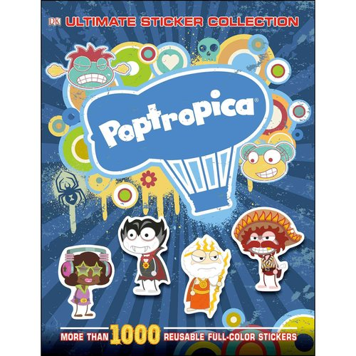 Poptropica: Ultimate Sticker Collections