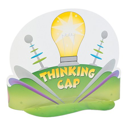 IN-13742186 Thinking Caps Per Dozen - Thinking Cap