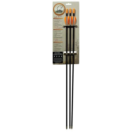 Bear Archery Youth Safetyglass Arrows (3 Per Card), Give your youth archer the best chance to develop their skills with America's No. 1 brand in.., By Escalade