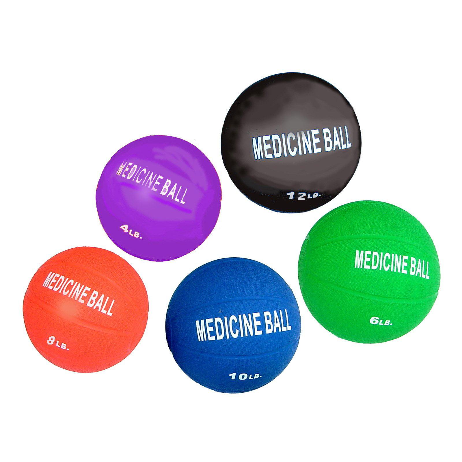Apollo Athletics Rubber Medicine Ball
