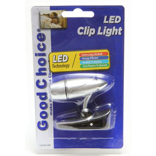 Good Choice LED Clip-On Book Light